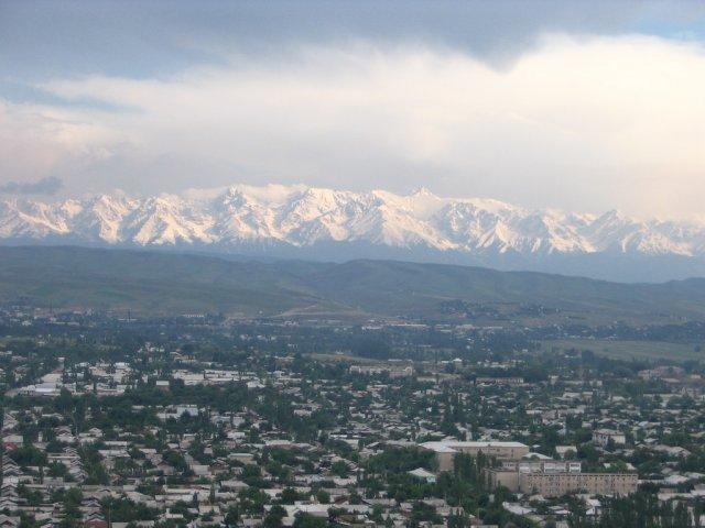 Город Ош, Киргизия