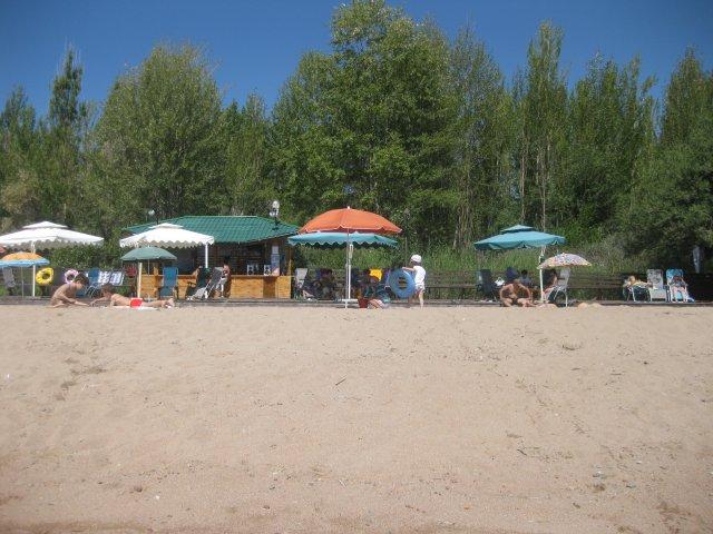 Самый лучший пляж на побережье Иссык-Куля!!!