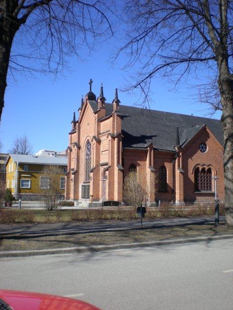 Finlaysonin Kirkko