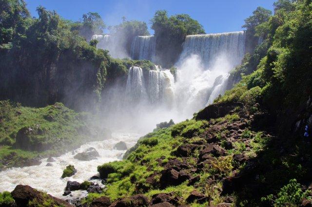 Водопады Игуасу. Аргентинская сторона