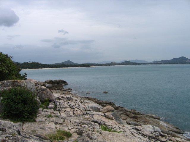 Скалистый берег, Самуи
