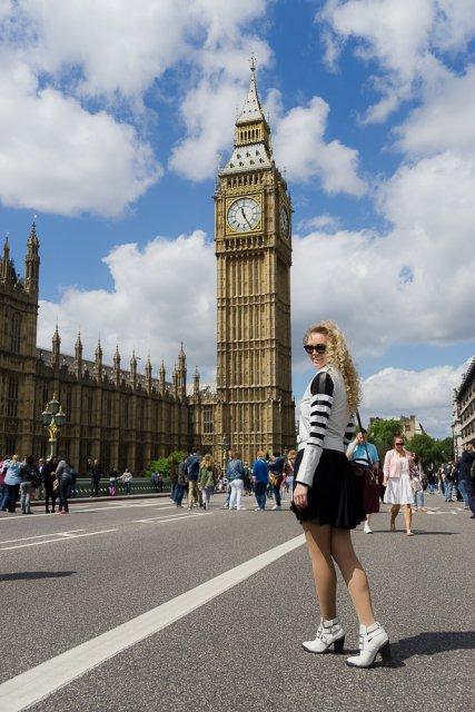 Биг-Бен, Лондон