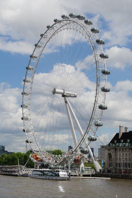 Лондонское колесо обозрения