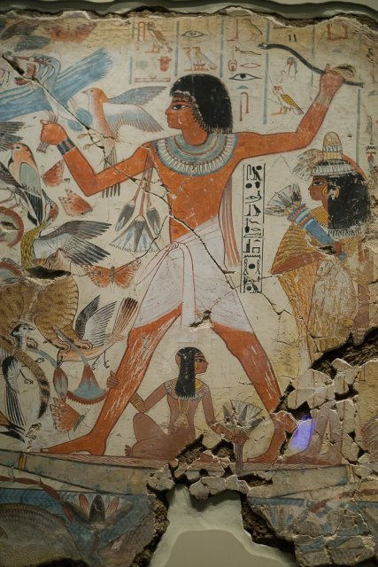 Залы Древнего Египта. Британский музей
