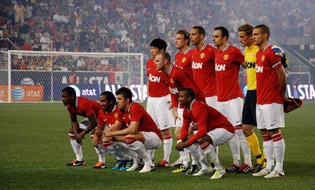 Футбольный клуб «Манчестер Юнайтед», Великобритания