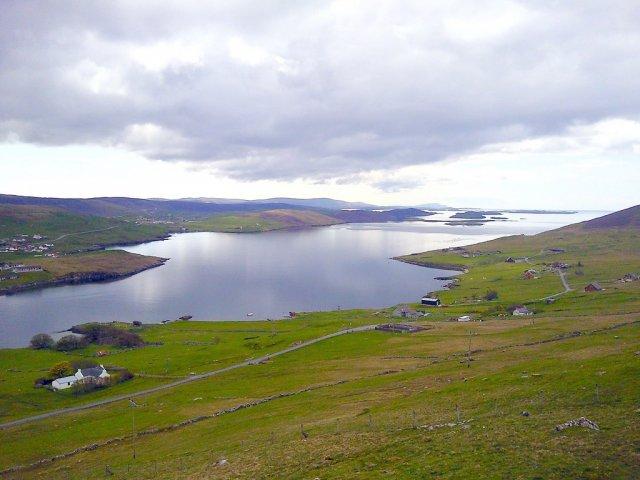 Шетландские острова, Шотландия