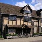 Родина Шекспира, Стратфорд-на-Эйвоне, Великобритания