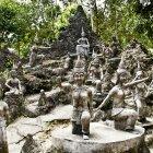 Магический сад Будды, Самуи