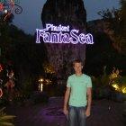 Шоу Фантазия (Fantasea) на Пхукете, Таиланд
